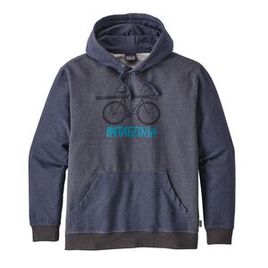 M's Snow Cycle Midweight Hoody, Smolder Blue (SMDB)