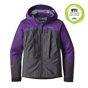 W's River Salt Jacket, Purple (PUR)