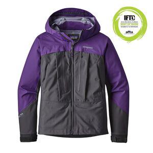 ウィメンズ・リバー・ソルト・ジャケット, Purple (PUR)