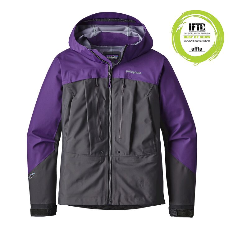 W'S RIVER SALT JKT, Purple (PUR)