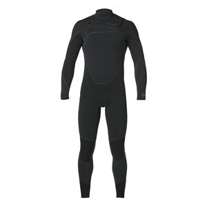 M's R1® Yulex™ Front-Zip Full Suit, Black (BLK)