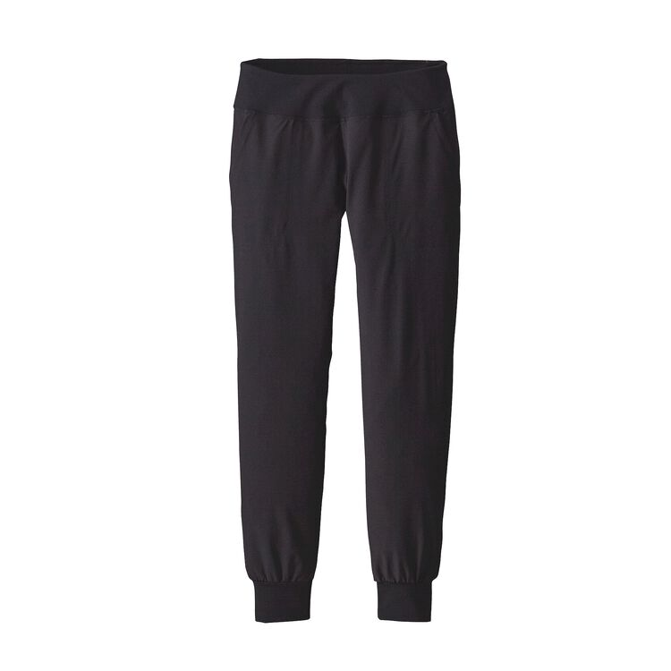W'S HAPPY HIKE STUDIO PANTS, Black (BLK)