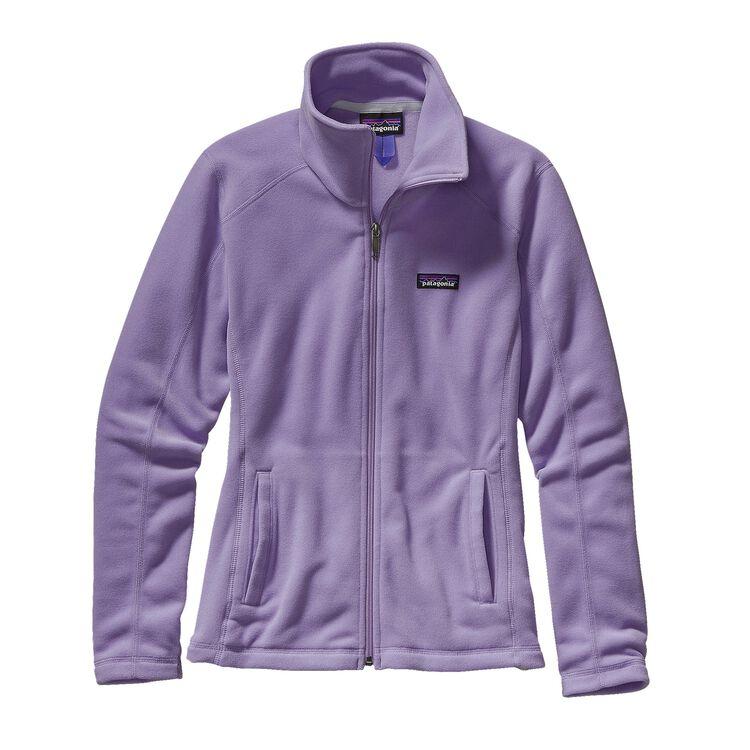 W'S MICRO D JKT, Ploy Purple (PLYP)