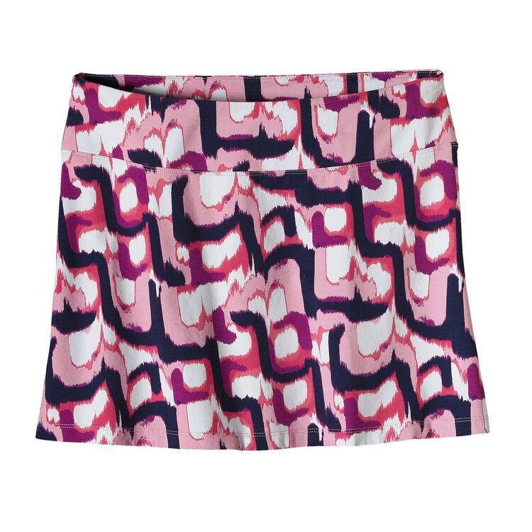 ウィメンズ・タイダル・スカート, Zari Skirt: Lilac Bisque (ZLBQ-383)