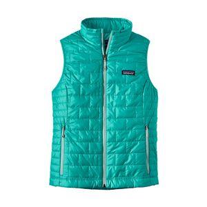 W's Nano Puff® Vest, Strait Blue (STRB)