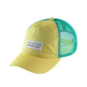ウィメンズ・パステル・P-6ラベル・レイバック・トラッカー・ハット, Yoke Yellow (YKYW)