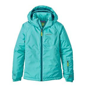 Girls' Snowbelle Jacket, Strait Blue (STRB)