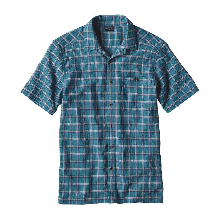 メンズ・A/Cシャツ, Adrift: True Teal (AFTT)
