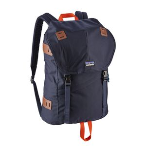 Arbor Backpack 26L, Navy Blue w/Paintbrush Red (NPTR)