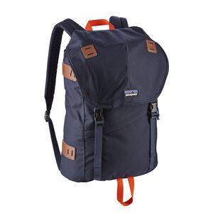 Arbor Backpack 26L Navy Blue W Paintbrush Red NPTR