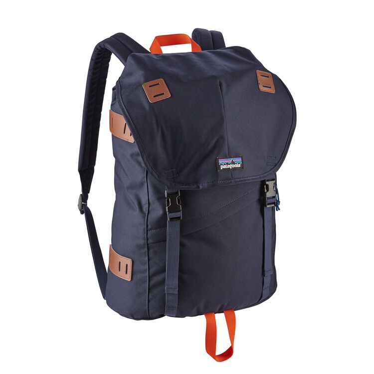 ARBOR PACK 26L, Navy Blue w/Paintbrush Red (NPTR)