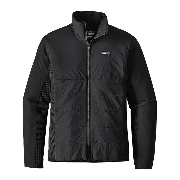 M'S NANO-AIR LIGHT HYBRID JKT, Black (BLK)