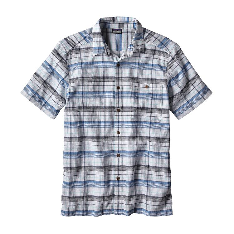 メンズ・A/Cシャツ, Abyss: White (AYWT)