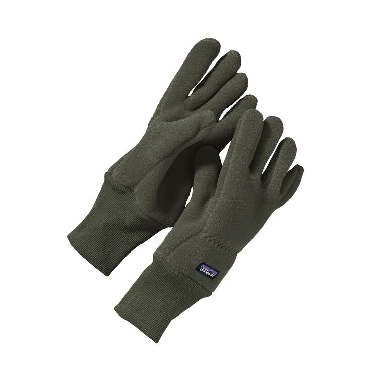 K'S SYNCH GLOVES, Industrial Green (INDG)
