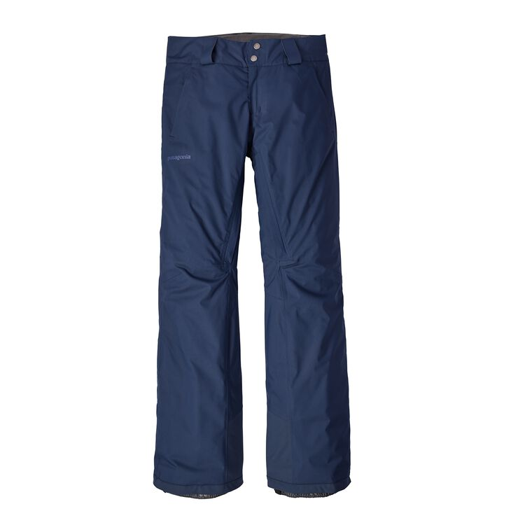 W'S INSULATED SNOWBELLE PANTS - REG, Navy Blue (NVYB)