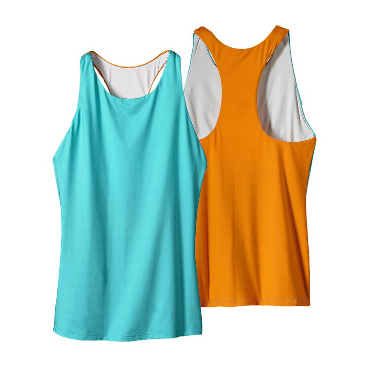 W'S SIDESHORE TANKINI, Howling Turquoise (HWLT)