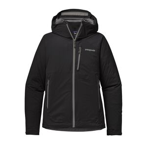 W'S STRETCH RAINSHADOW JKT, Black (BLK)