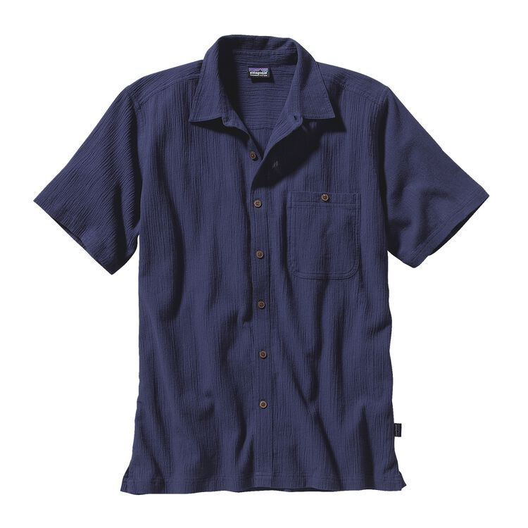 メンズ・A/Cシャツ, Classic Navy (CNY-565)