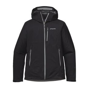 M'S STRETCH RAINSHADOW JKT, Black (BLK)