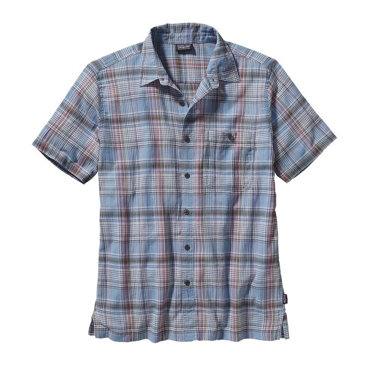 メンズ・A/Cシャツ, Santa Ana: Skipper Blue (SASB)