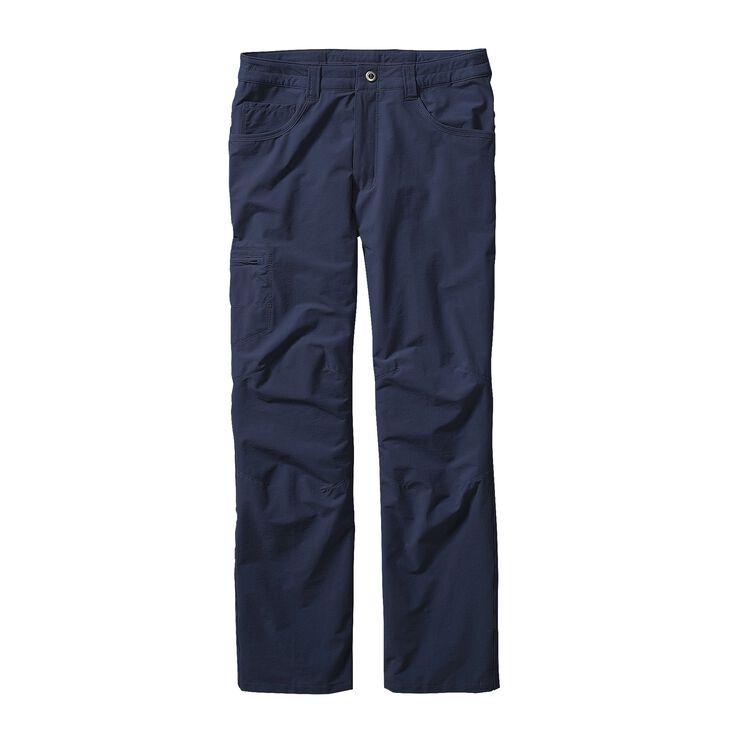 M'S QUANDARY PANTS - REG, Navy Blue (NVYB)