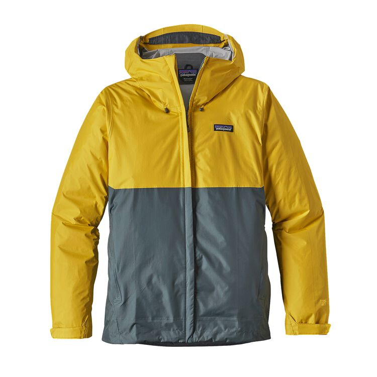 M'S TORRENTSHELL JKT, Chromatic Yellow (CYL)