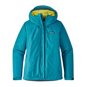 W's Insulated Torrentshell Jacket, Elwha Blue (ELWB)