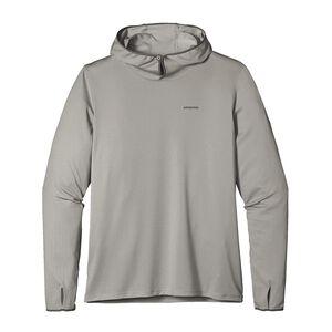 メンズ・トロピック・コンフォート・フーディII, Tailored Grey (TGY)