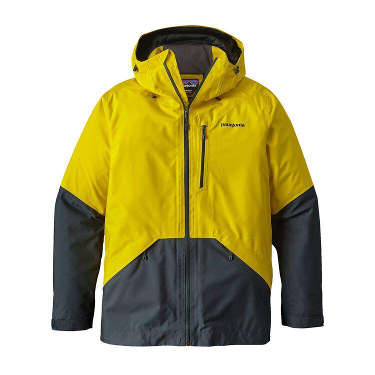 メンズ・スノーショット・ジャケット, Yosemite Yellow (YSMY)