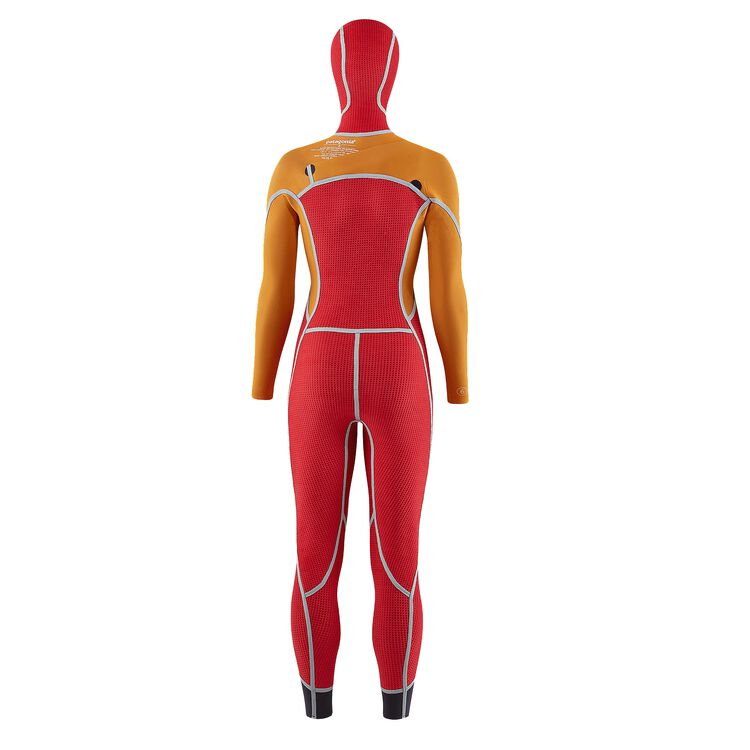 W's R4® Yulex™ Front-Zip Hooded Full Suit,