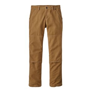 W's Iron Forge Hemp™ Canvas Double Knee Pants - Regular, Coriander Brown (COI)
