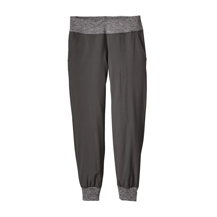 W'S HAPPY HIKE STUDIO PANTS, Forge Grey (FGE)