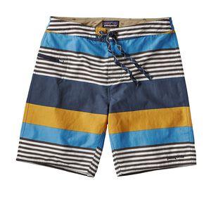 メンズ・ウェーブフェアラー・ボード・ショーツ(48cm), Fitz Stripe: Yurt Yellow (FSYY)