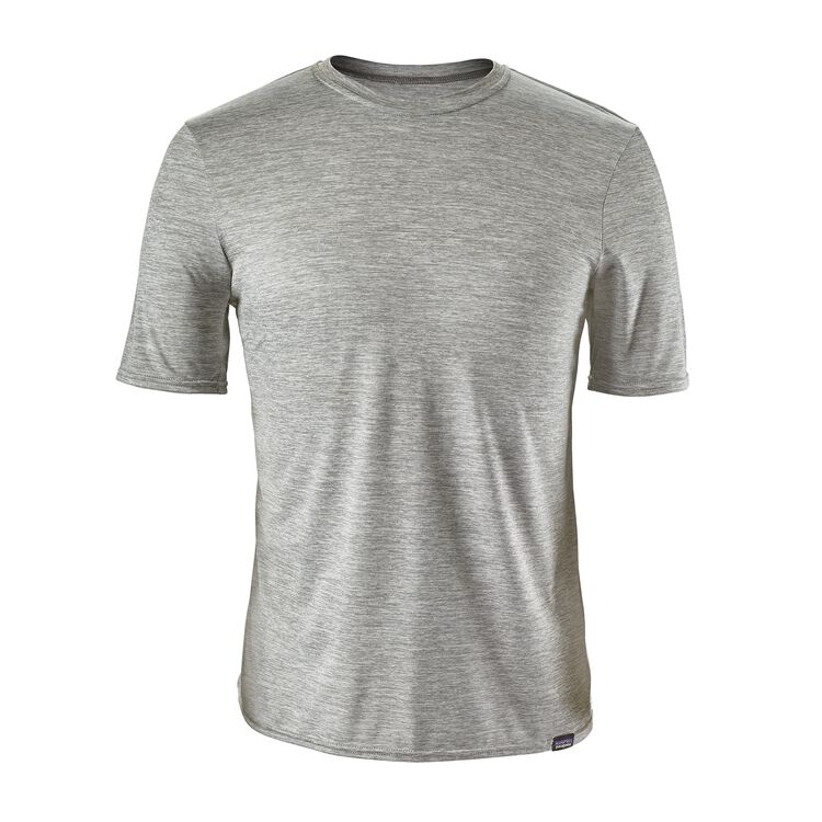 M'S CAP DAILY T-SHIRT, Feather Grey (FEA)