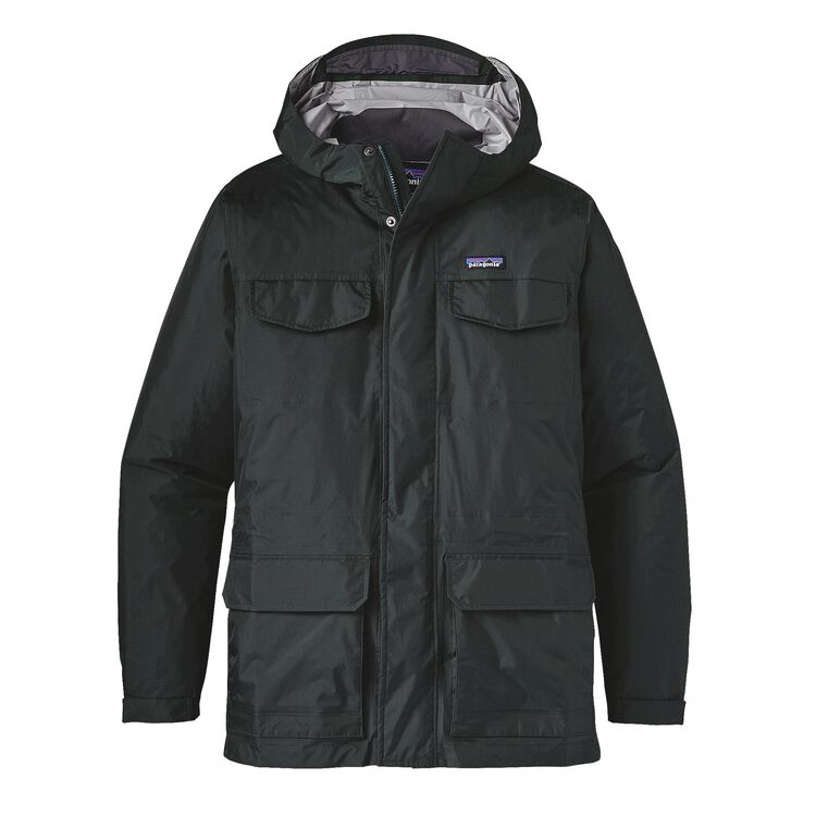 M'S TORRENTSHELL PARKA, Carbon (CAN)