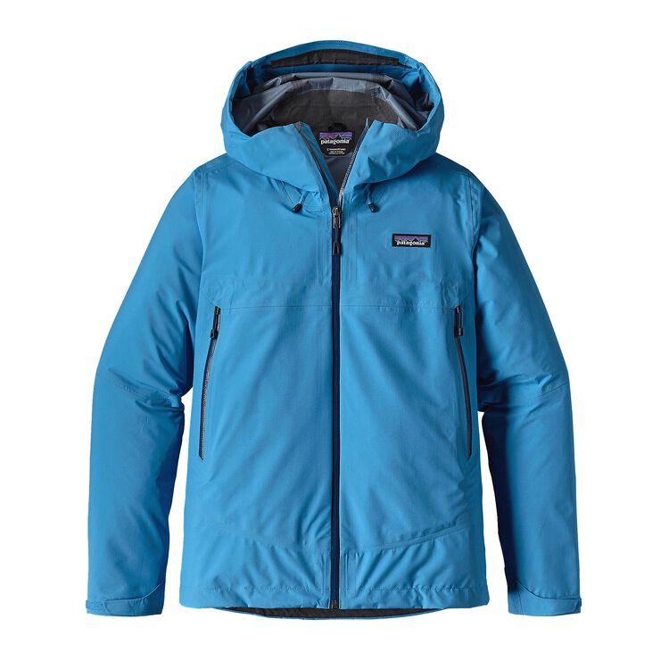 W'S CLOUD RIDGE JKT, Radar Blue (RAD)