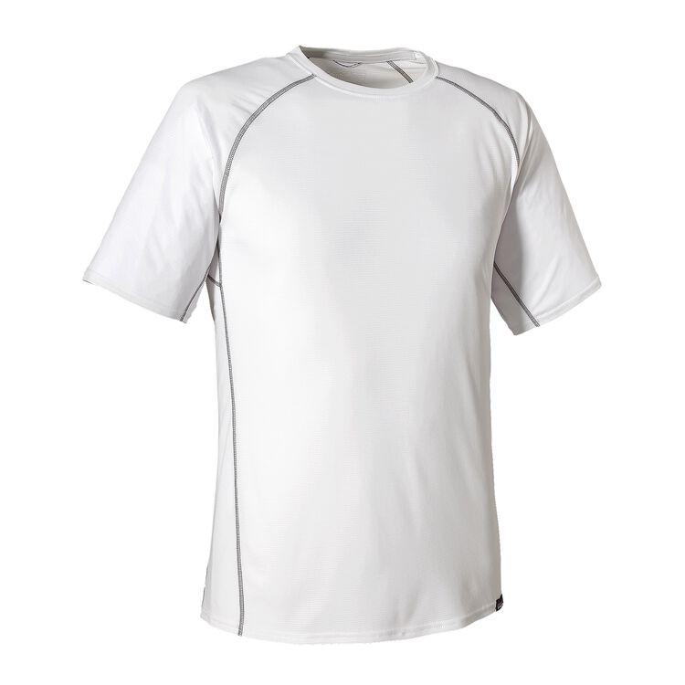 M'S CAP LW T-SHIRT, White (WHI)