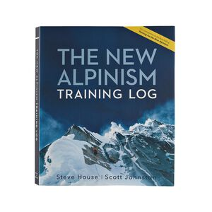 The New Alpinism Training Log by Steve House and Scott Johnston (Patagonia spiral bound paperback), multi (multi-000)