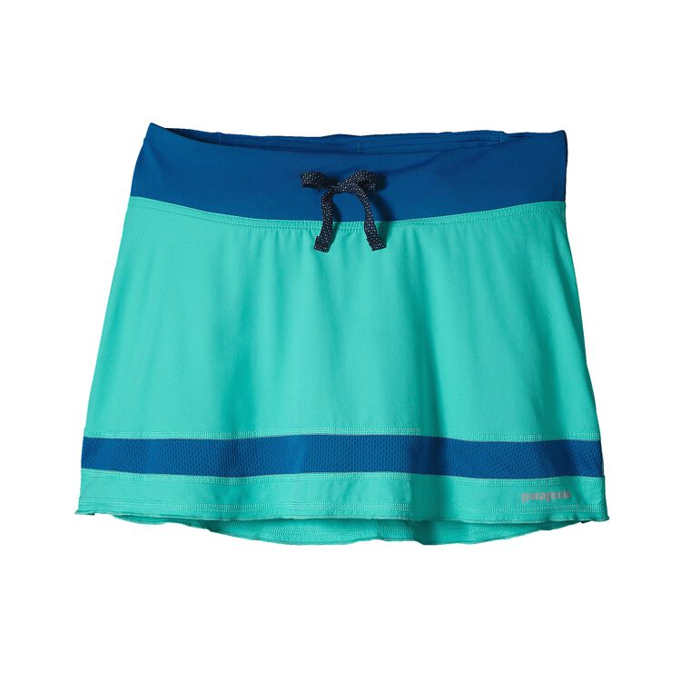 W'S STRIDER SKIRT, Howling Turquoise (HWLT)