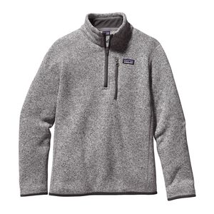 Boys' Better Sweater™ 1/4-Zip, Stonewash (STH)