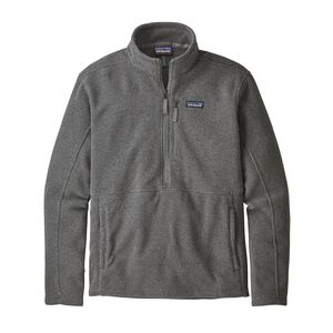 M's Classic Synchilla® Fleece Marsupial Pullover, Nickel (NKL)
