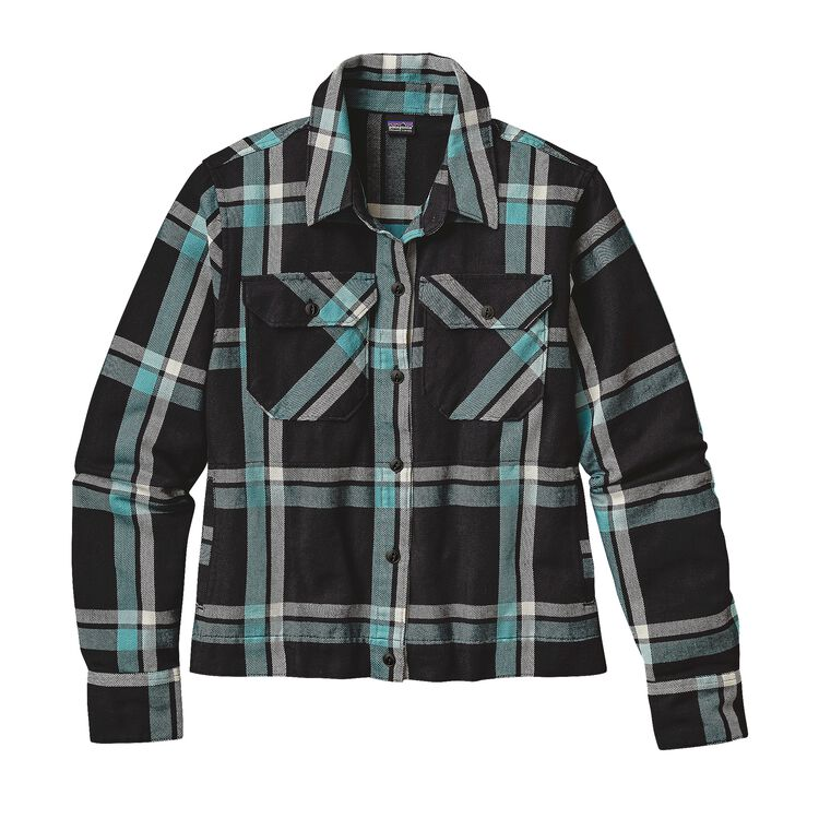 W'S IRON RIDGE SHIRT JKT, Comstock: Black (COMB)