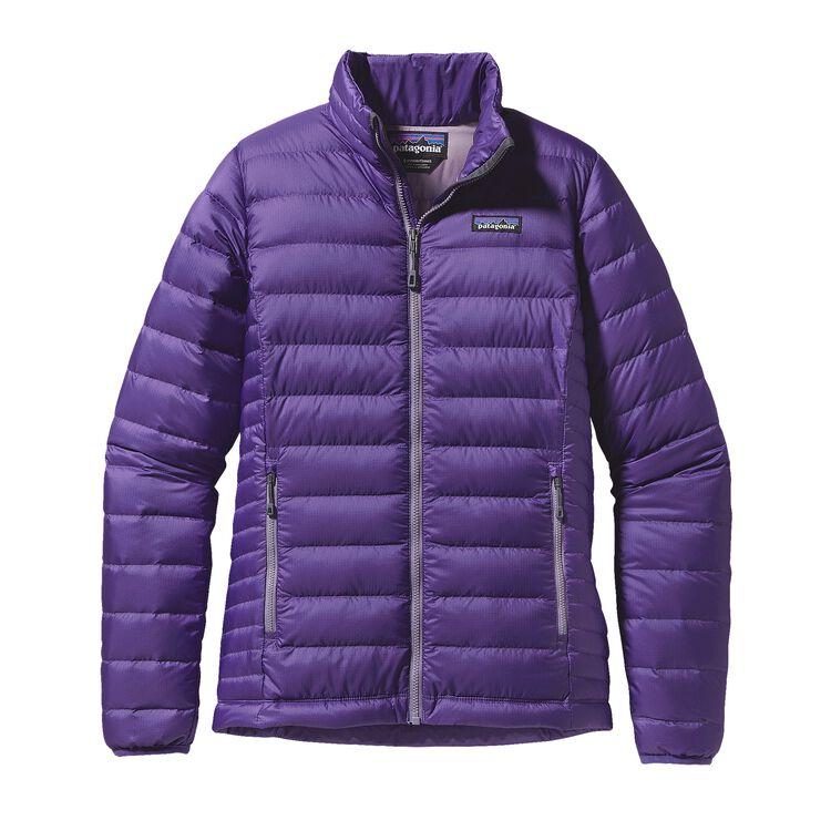 W'S DOWN SWEATER, Concord Purple (CNCP)