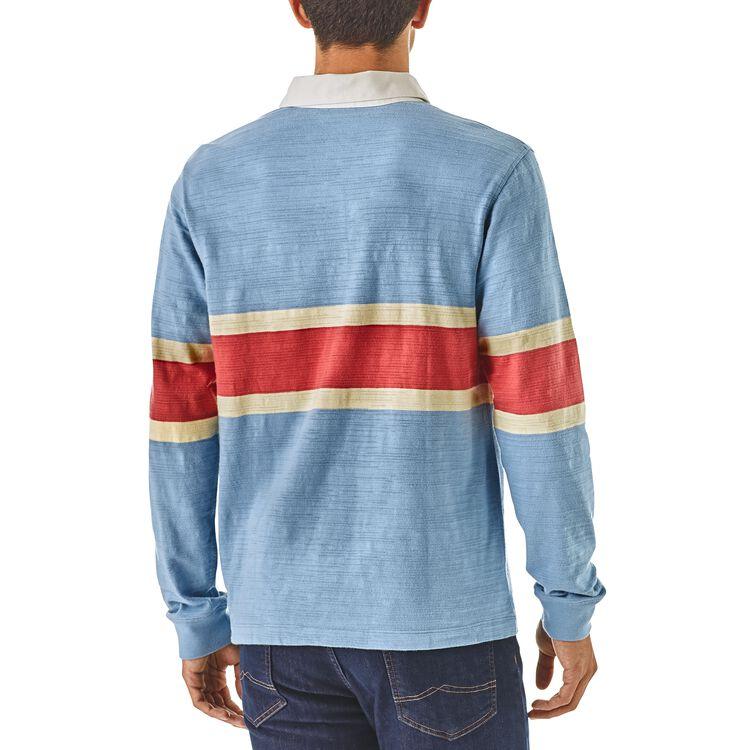 M's Long-Sleeved Lightweight Rugby Shirt,