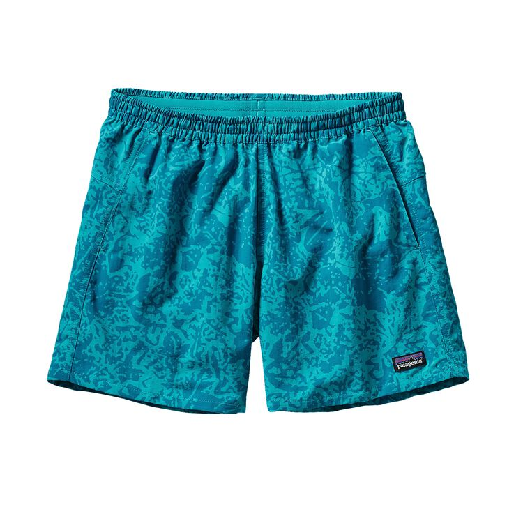 W'S BAGGIES SHORTS, Canopy Cover: Epic Blue (CCEB)