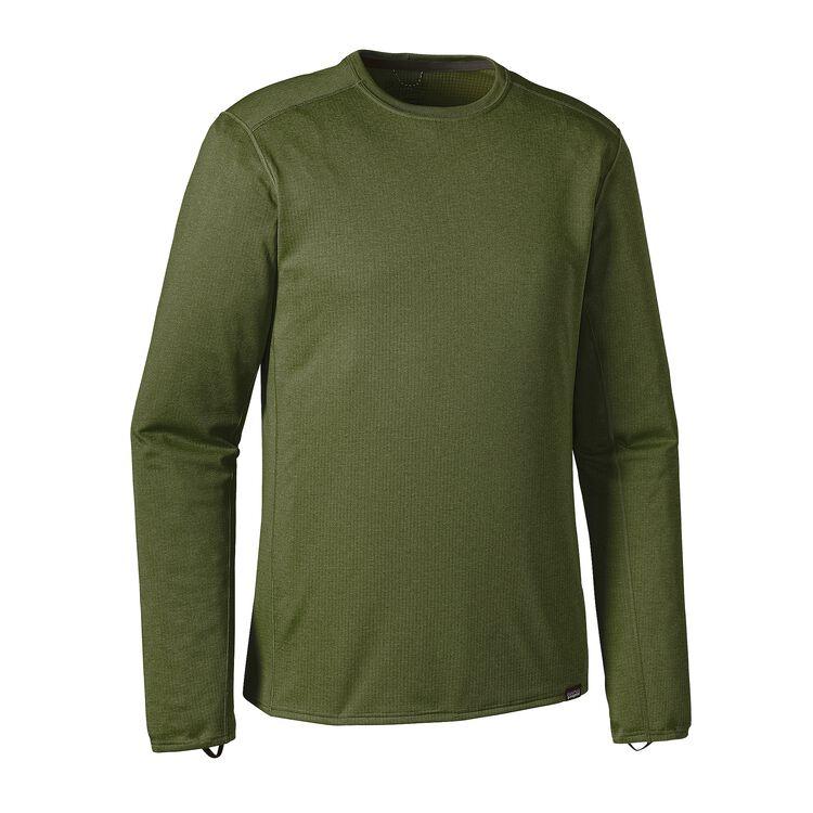 メンズ・キャプリーン・ミッドウェイト・クルー, Buffalo Green - Nouveau Green X-Dye (BNVX)