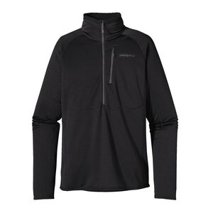 M's R1® Fleece Pullover, Black (BLK)