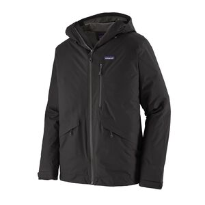 M'S INSULATED SNOWSHOT JKT, Black (BLK)