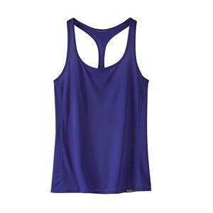 W's Capilene® Lightweight Tank Top, Cobalt Blue (COB)