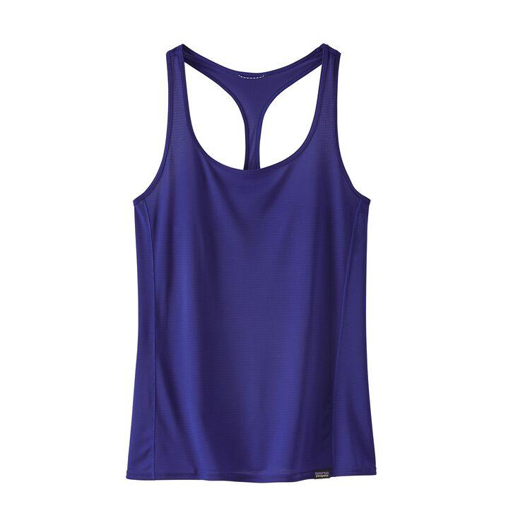W'S CAP LW TANK, Cobalt Blue (COB)